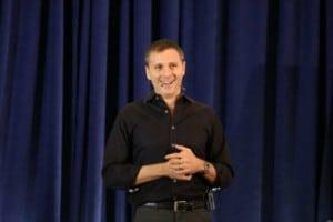 Jesse Koren at the Client Attraction Summit