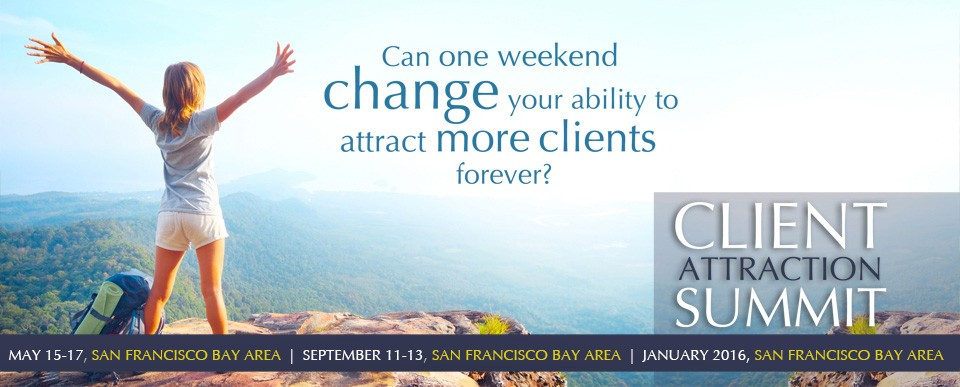 Sharla Jacobs and Jesse Koren Lead the Client Attraction Summit