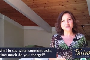 What To Say To New Clients When They Ask You What You Charge